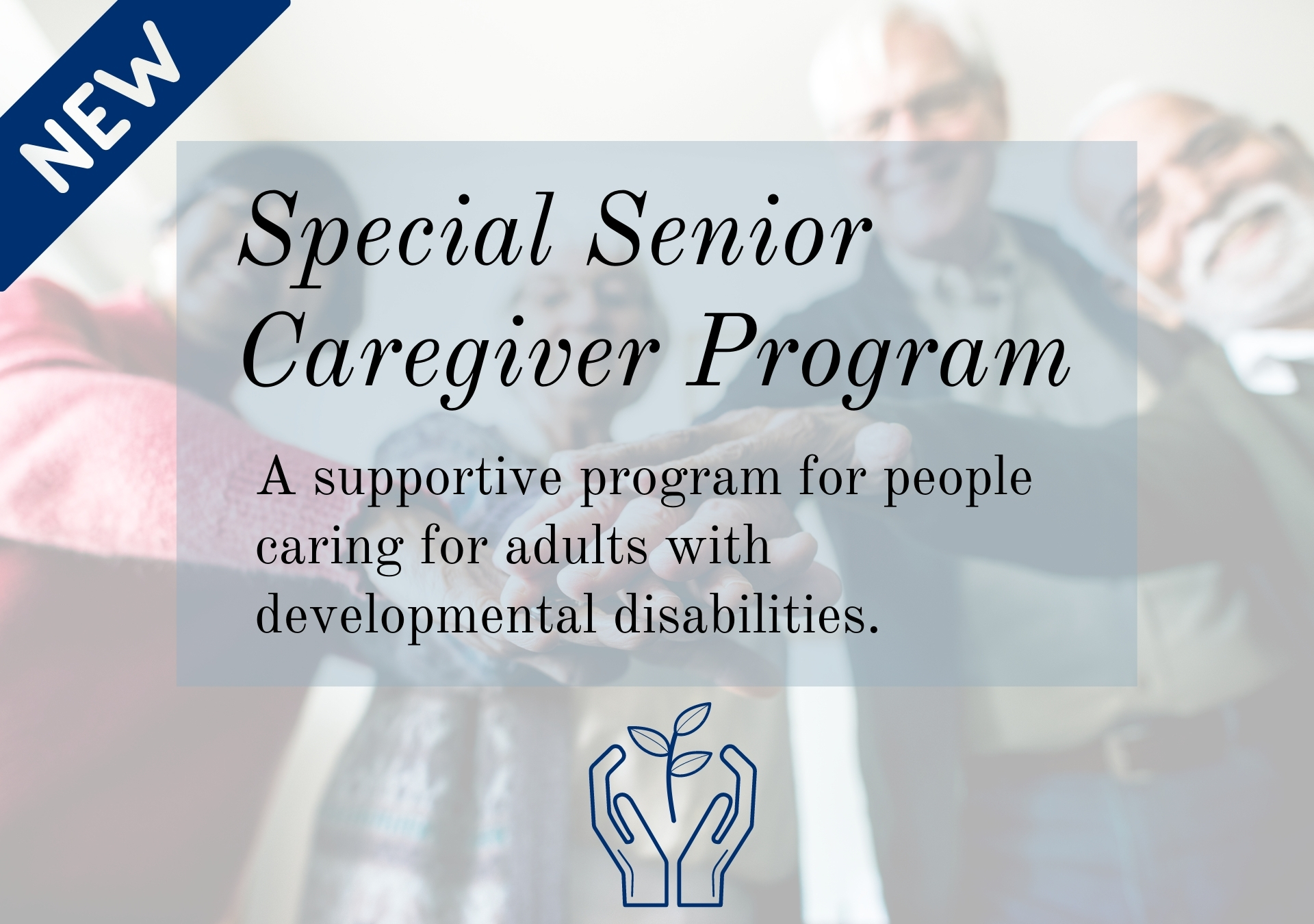 New caregiver support program