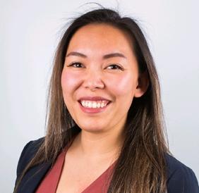 picture of Jamie Lai, special senior caregiver program manager