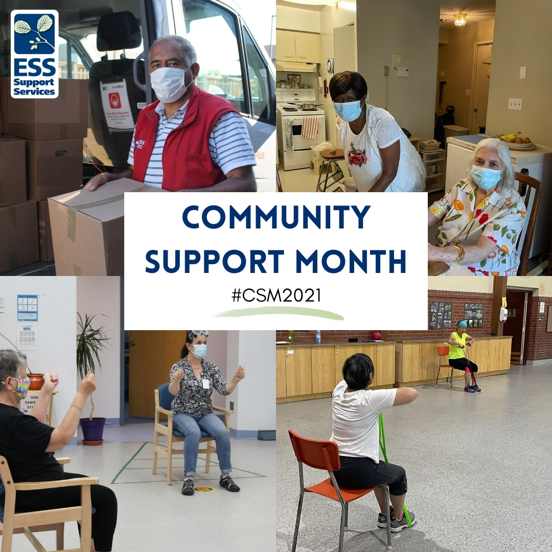 Community Support Month