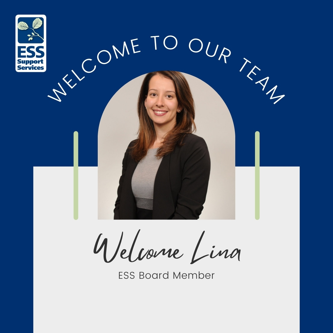 ESS Welcomes a New Board Member